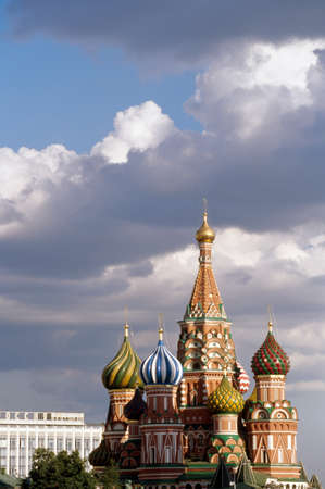 St Basils Cathedral,Red Square,Moscow,Russia
