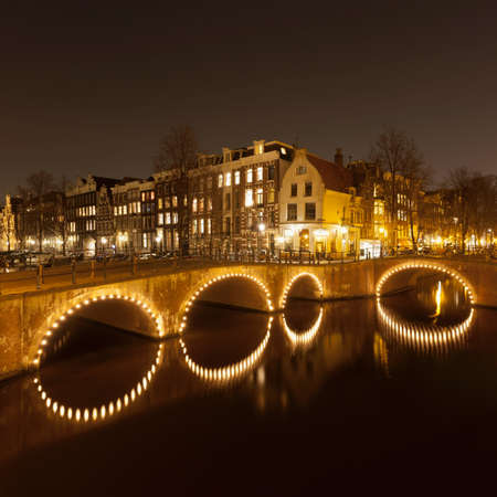 traditionally dutch: Leliegracht in Amsterdam,Netherlands LANG_EVOIMAGES
