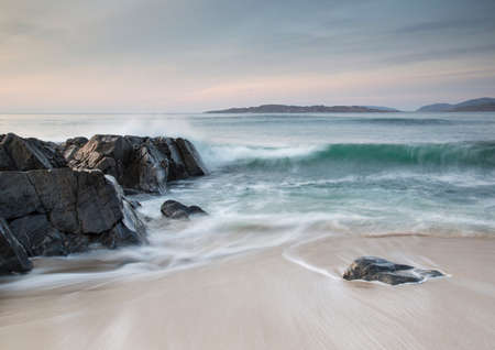 shutter: Sound of Taransay,Isle of Harris,Scotland LANG_EVOIMAGES