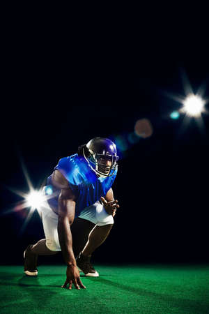American football player LANG_EVOIMAGES