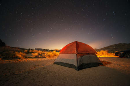 shutter: Hole in the wall campground, Mojave National Preserve, California, USA LANG_EVOIMAGES