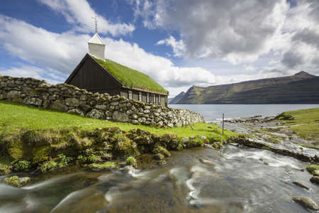 getting out: Funningur, Faroe Islands, Denmark