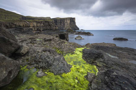 Vagseidi, Faroe Islands, Denmark LANG_EVOIMAGES