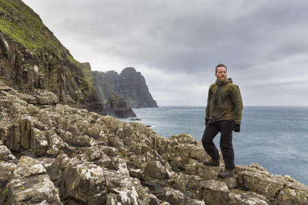 Lobranseidi, Faroe Islands, Denmark LANG_EVOIMAGES