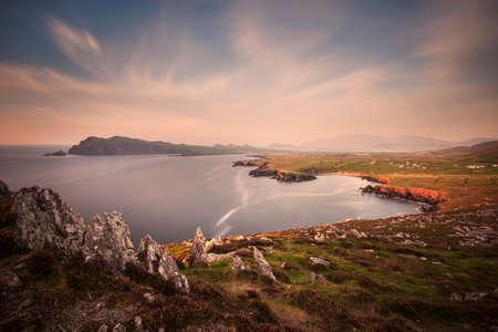 Seashore of Dingle Peninsula, County Kerry, Ireland