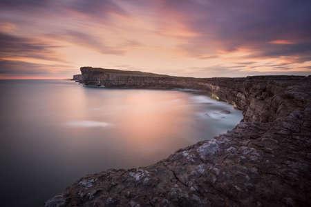 Coastline, Inishmore, Aran Islands, Ireland