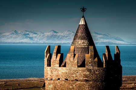Doolin Castle, Doolin, County Clare, Ireland LANG_EVOIMAGES