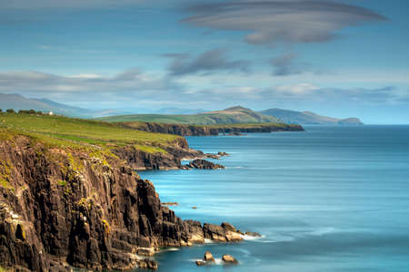 Seashore of Dingle Peninsula, County Kerry, Ireland