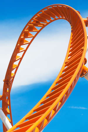 Rollercoaster, Coney Island, New York City, New York, USA