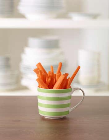 crudite: Carrot crudites