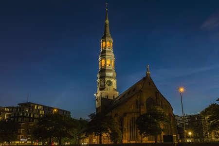 st german: Sankt Katharinen Kirche (St. Catherines Church),Hamburg,Germany