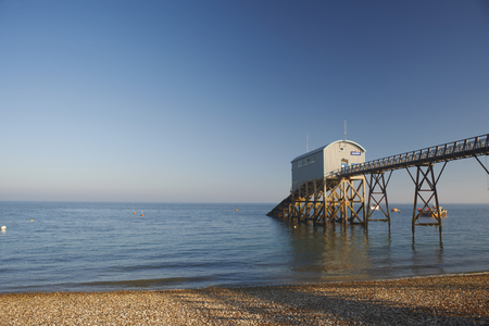 Lifeboat station at Selsey, West Sussex, UK