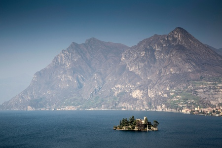 Lake Iseo, Lombardy, Italy LANG_EVOIMAGES