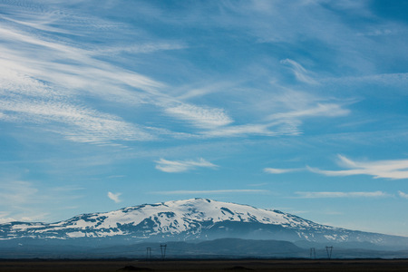 desolacion: Volcano Hekla, South Iceland LANG_EVOIMAGES