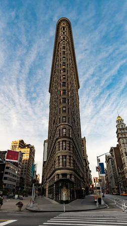 Flatiron Building, New York, USA