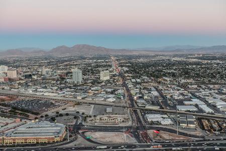 nevada: Las Vegas city, Nevada, USA