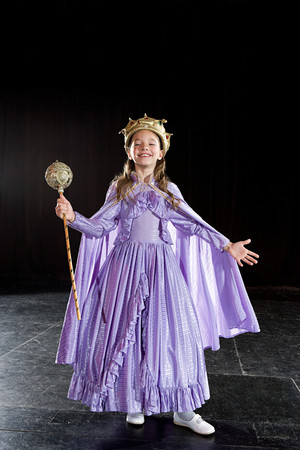 scepter: Portrait Of A Queen