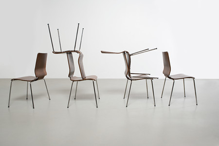 Chairs In Arrangement