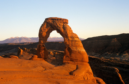 Delicate Arch Arches National Park LANG_EVOIMAGES