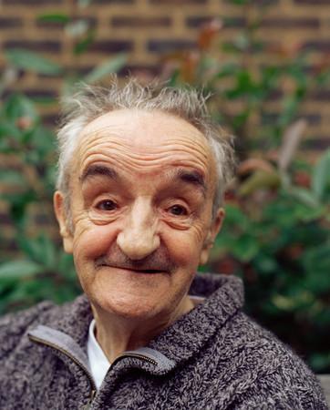 Elderly man LANG_EVOIMAGES