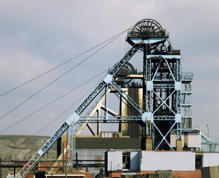 Coal mine LANG_EVOIMAGES