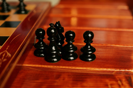 Chess pieces LANG_EVOIMAGES
