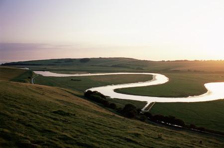Meandering river LANG_EVOIMAGES