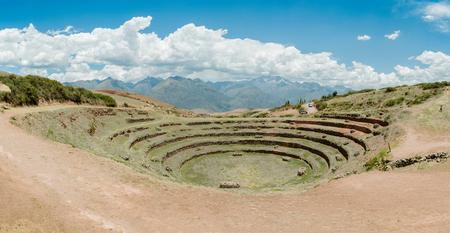 Moray Ruins, Cusco, Cusco, Peru, South America