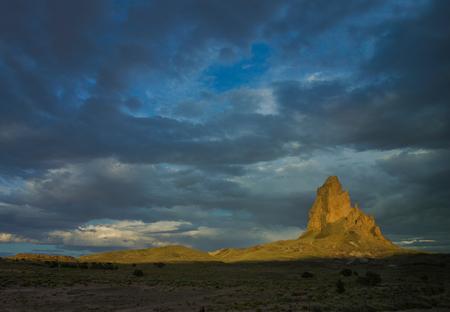 Rocky landscape,near Monument Valley,Utah,USA