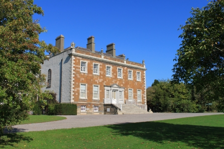 Newbridge House in north County Dublin, Ireland