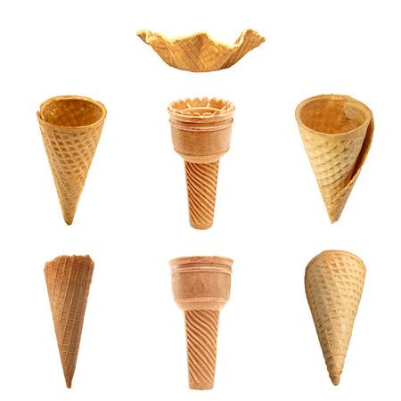 helados en cono: Colección Conos de helado