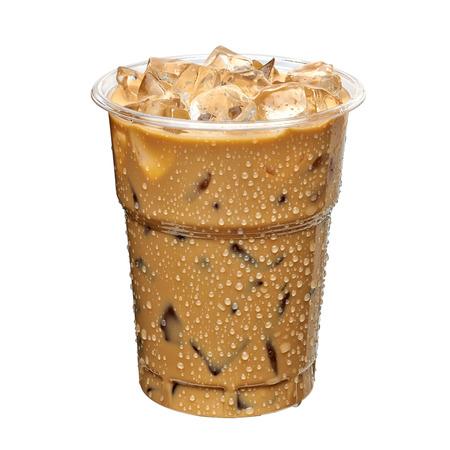 アイス コーヒーやカフェラテのテイクアウト カップ