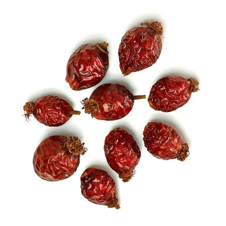 dryed: Berries Dried rosehips