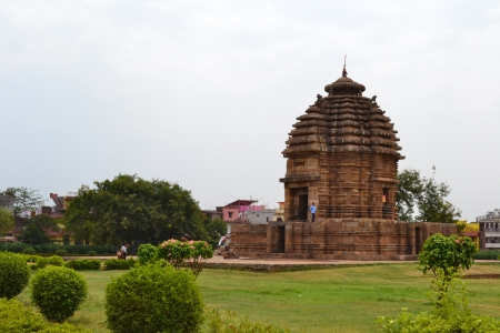 Temples in Konark, Orrisa photo