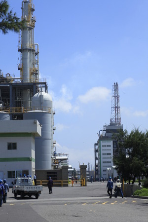 naphtha: petrochemical industry Editorial