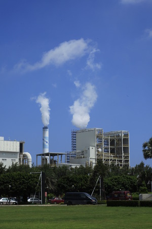 petrochemie industrie: petrochemische industrie