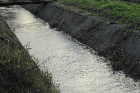 waterway: waterway Stock Photo