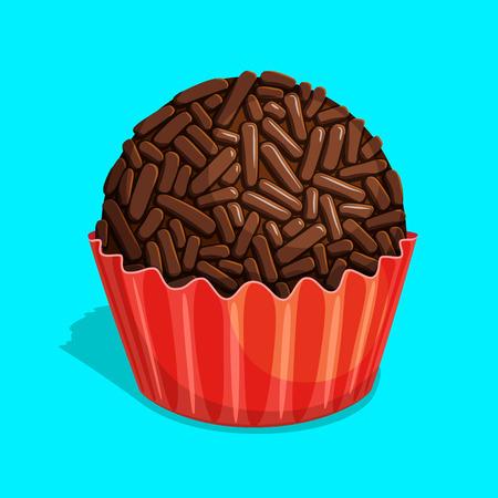 truffle: Brigadier - Brazilian Candy
