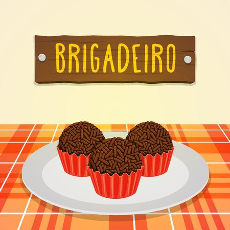 brazilian: Brigadier - Brazilian Candy