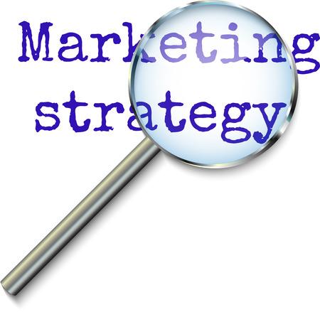 focusing: Focusing on Marketing Strategy Blue