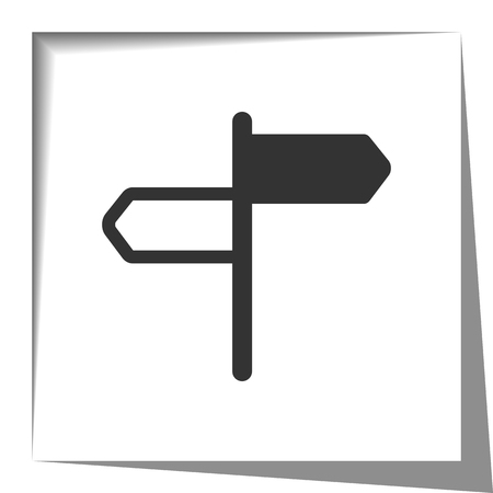 direction signs: Direction signs