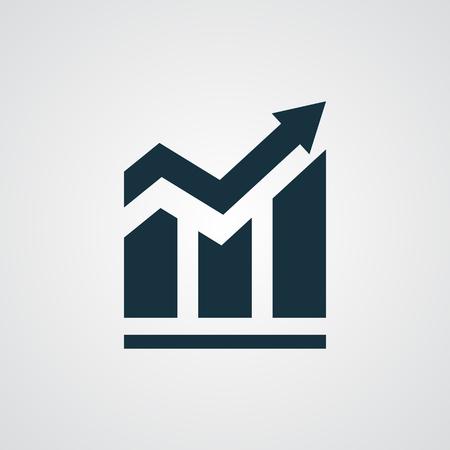 Flat Trend icon Vectores