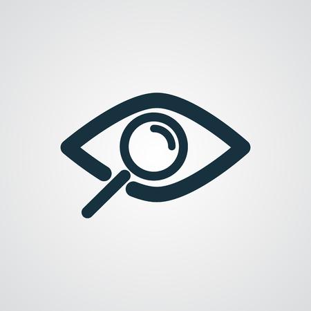 observation: Flat Observation icon