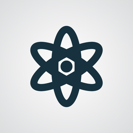 nuclear icon: Flat Nuclear icon
