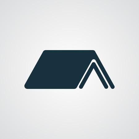 Flat Shelter icon