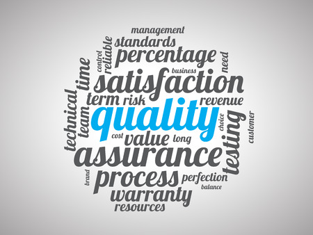 wordcloud: Quality wordcloud on white vignette background
