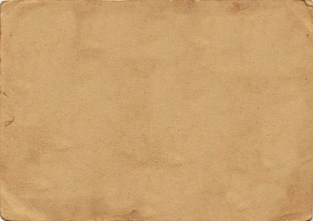 Old grungy paper for background