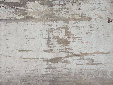 weathered: Old scratched wood for background