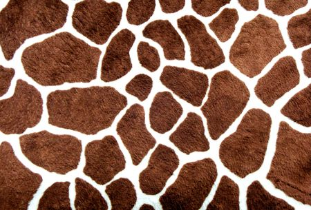 white background giraffe: Giraffe skin pattern for background Stock Photo