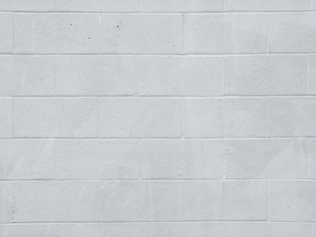 White brick wall for background photo